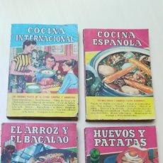 Libros: LOTE DE 4 LIBROS DE COLECCION PRACTICA DE EDITORIAL BRUGUERA. Lote 178965798