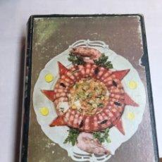 Libros: ESCOFFIER MI COCINA - MA CUISINE - EDICIONES GARRIGA 1960 - LIBRO COCINA. Lote 179132581