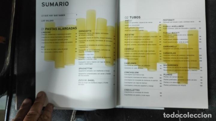 Libros: EL LIBRO DE LA PASTA - Foto 3 - 180012630