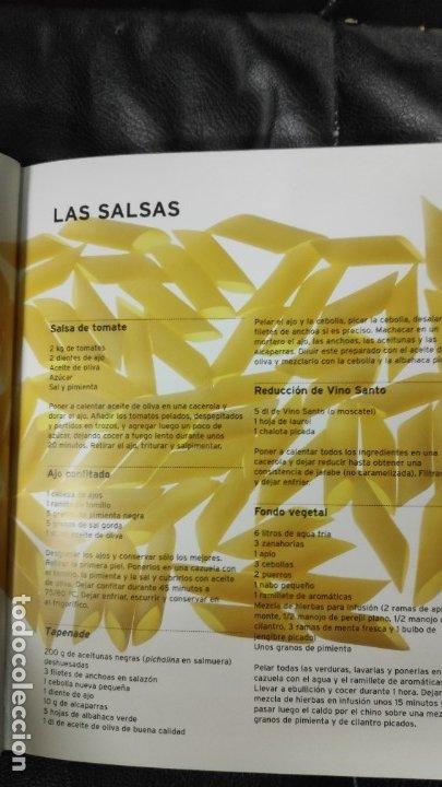 Libros: EL LIBRO DE LA PASTA - Foto 5 - 180012630