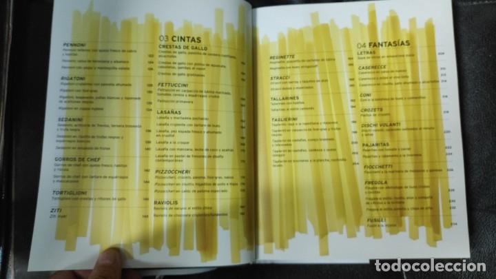Libros: EL LIBRO DE LA PASTA - Foto 4 - 180012630