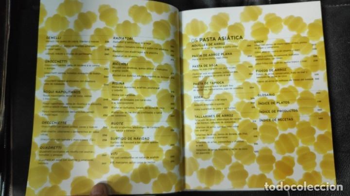 Libros: EL LIBRO DE LA PASTA - Foto 7 - 180012630
