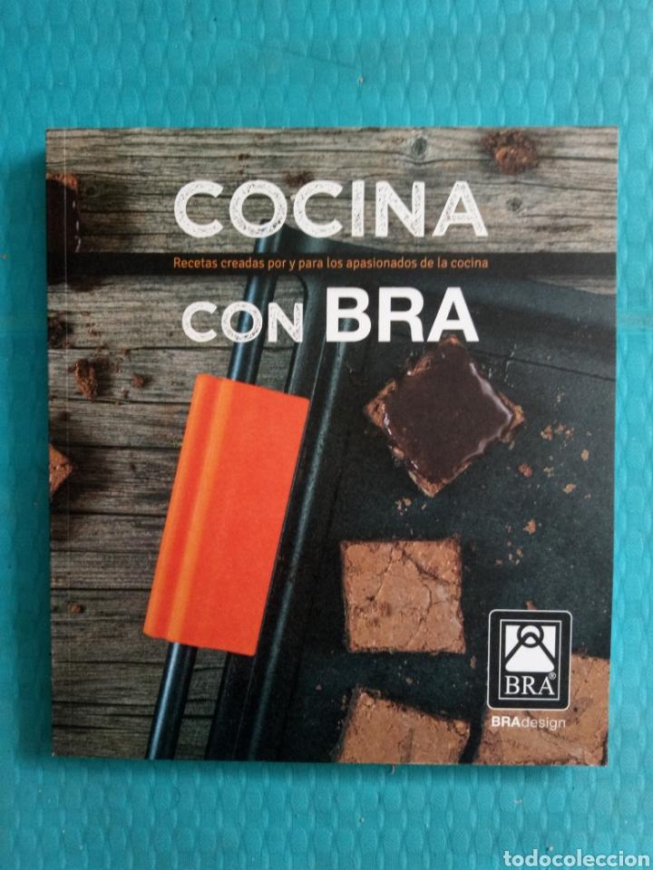 COCINA CON BRA LIBRO NUEVO CON RECETAS CREADAS POR Y PARA LOS APASIONADOS DE LA COCINA (Libros Nuevos - Ocio - Cocina y Gastronomía)