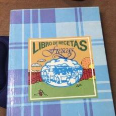 Libros: LIBRO DE RECETAS FRESCAS - ATO LECHE POR NATURALEZA . Lote 181470496