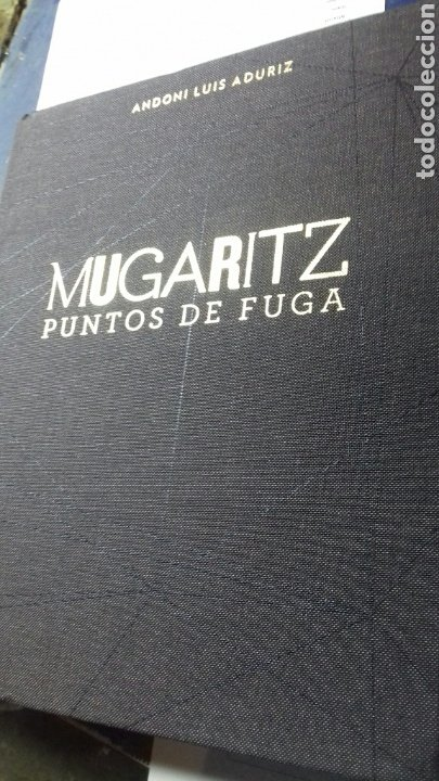 MUGARITZ. PUNTOS DE FUGA. ANDONI LUIS ADURIZ (Libros Nuevos - Ocio - Cocina y Gastronomía)
