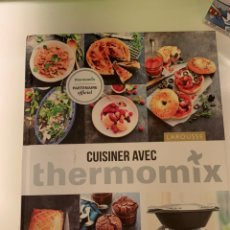 Libros: CUISINER AVEC THERMOMIX. Lote 186018056