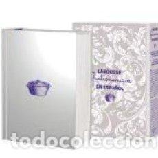 Libros: COCINA. LAROUSSE GASTRONOMIQUE EN ESPAÑOL (CARTONÉ). Lote 191473911