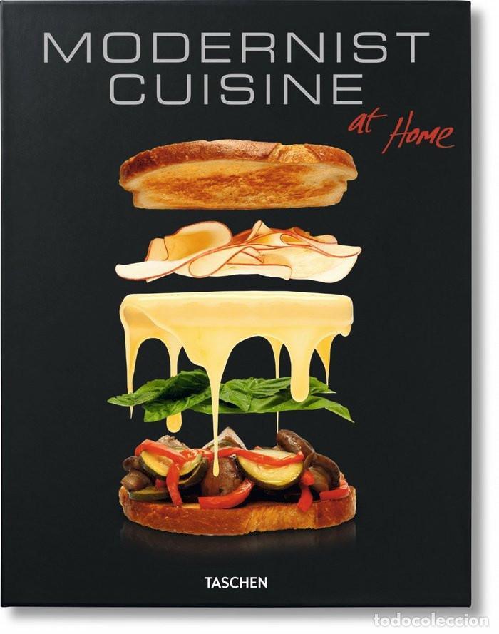 COCINA. MODERNIST CUISINE AT HOME (EN ESPAÑOL) - VARIOS AUTORES (Libros Nuevos - Ocio - Cocina y Gastronomía)