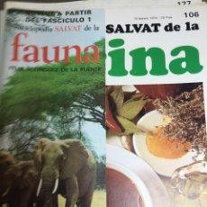 Libros: ENCICLOPEDIA SALVAT DE LA COCINA - Nº 106 - 14/2/1974 - EN PERFECTO ESTADO. Lote 191879162