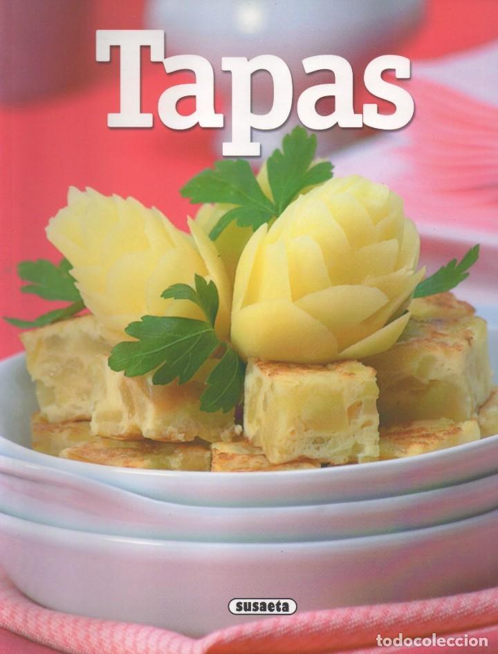 TAPAS - SUSAETA EDICIONES (NUEVO) (Libros Nuevos - Ocio - Cocina y Gastronomía)