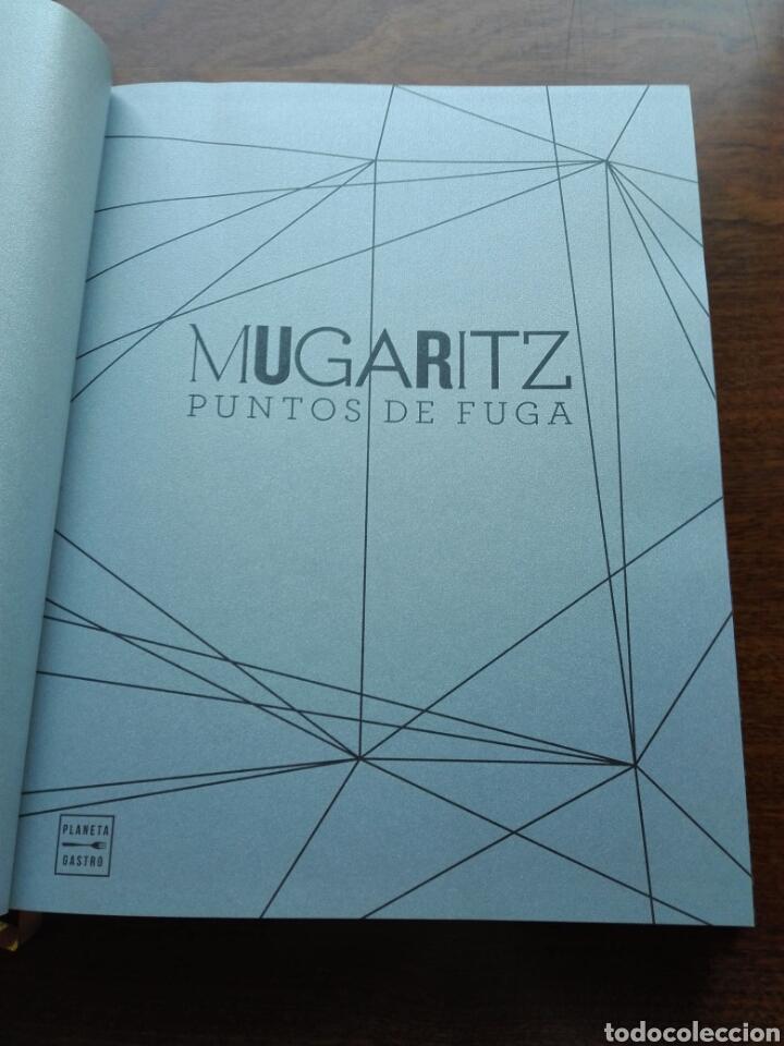 Libros: Mugaritz. Puntos de fuga Libro de Andoni Luis Aduriz. Fotografía. Cocina. Gastronomía. Libro nuevo - Foto 3 - 192657978