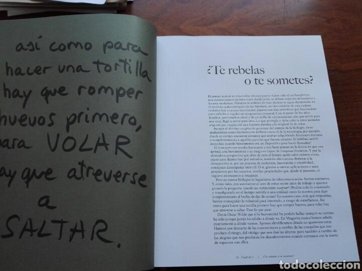 Libros: Mugaritz. Puntos de fuga Libro de Andoni Luis Aduriz. Fotografía. Cocina. Gastronomía. Libro nuevo - Foto 5 - 192657978