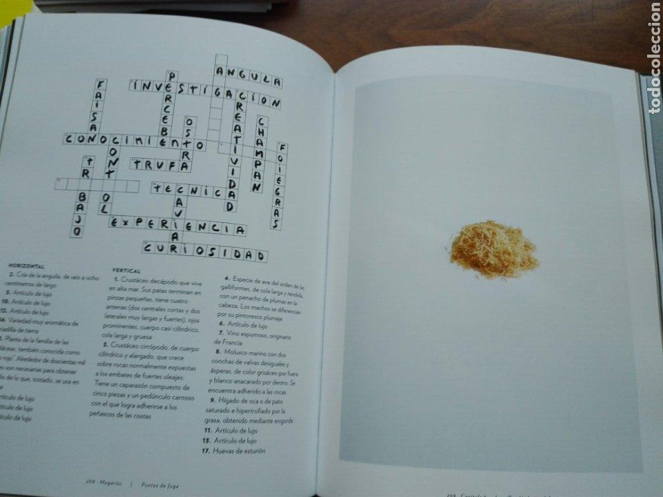 Libros: Mugaritz. Puntos de fuga Libro de Andoni Luis Aduriz. Fotografía. Cocina. Gastronomía. Libro nuevo - Foto 10 - 192657978