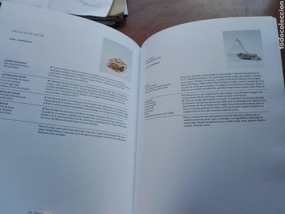 Libros: Mugaritz. Puntos de fuga Libro de Andoni Luis Aduriz. Fotografía. Cocina. Gastronomía. Libro nuevo - Foto 11 - 192657978