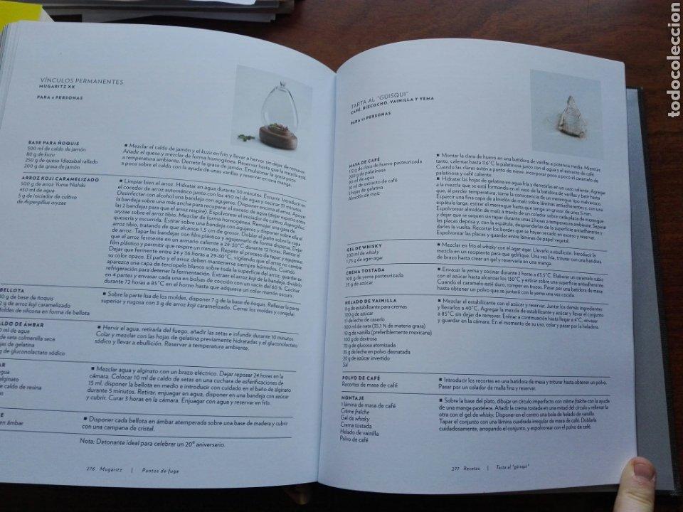 Libros: Mugaritz. Puntos de fuga Libro de Andoni Luis Aduriz. Fotografía. Cocina. Gastronomía. Libro nuevo - Foto 12 - 192657978