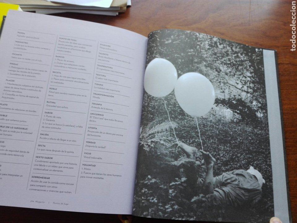 Libros: Mugaritz. Puntos de fuga Libro de Andoni Luis Aduriz. Fotografía. Cocina. Gastronomía. Libro nuevo - Foto 13 - 192657978