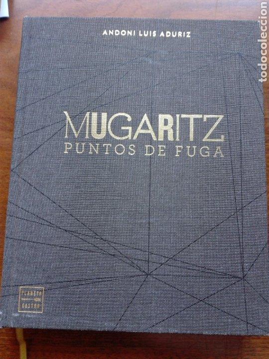 MUGARITZ. PUNTOS DE FUGA LIBRO DE ANDONI LUIS ADURIZ. FOTOGRAFÍA. COCINA. GASTRONOMÍA. LIBRO NUEVO (Libros Nuevos - Ocio - Cocina y Gastronomía)