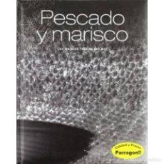 Libros: COCINA. PESCADO Y MARISCO - VARIOS AUTORES (CARTONÉ) DESCATALOGADO!!! OFERTA!!!. Lote 198652288