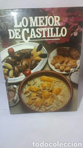 LO MEJOR DE JOSÉ CASTILLO (Libros Nuevos - Ocio - Cocina y Gastronomía)