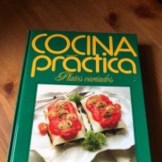 Libros: LIBRO DE COCINA PRÁCTICA, 960 PÁGINAS,. Lote 205350741