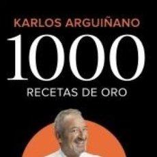 Libros: 1000 RECETAS DE ORO. Lote 205651271
