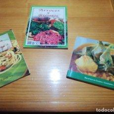 Libros: ESPECIAL ARROCES Y PASTAS. Lote 207437041