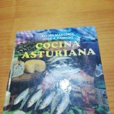 Libros: ESPECIAL Y EXCLUSIVO LIBRO RECETARIO DE COCINA ASTURIANA. Lote 207437510