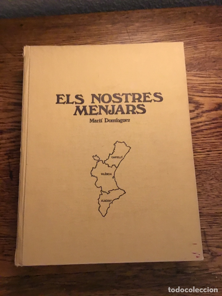 ELS NOSTRES MENJARS (Libros Nuevos - Ocio - Cocina y Gastronomía)