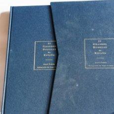 Libros: 12 GRANDES BODEGAS DE ESPAÑA. Lote 210349127