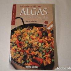 Libros: LAS VERDURAS DEL MAR: ALGAS. AUTORA: MONTSE BRADFORD. 5ª EDICIÓN MAYO 2007. NUEVO.. Lote 214449160