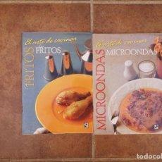 Libros: 40 EL ARTE DE COCINAR. Lote 221162405