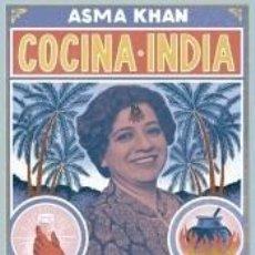 Libros: COCINA INDIA. Lote 221263771