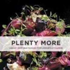 Libros: PLENTY MORE: VIBRANT VEGETABLE COOKING FROM LONDONS OTTOLENGHI. Lote 221263772