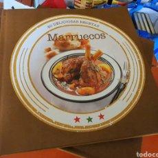Libros: 19 LIBROS DE COCINA MARRUECOS. Lote 223577107