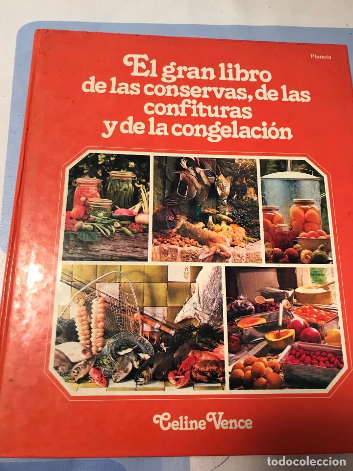 EL GRAN LIBRO DE LAS CONSERVAS, DE LAS CONFITURAS Y DE LA CONGELACIÓN. ED. PLANETA (Libros Nuevos - Ocio - Cocina y Gastronomía)