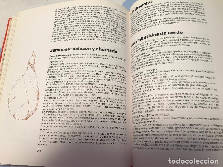 Libros: El gran libro de las conservas, de las confituras y de la congelación. Ed. Planeta - Foto 3 - 227734485