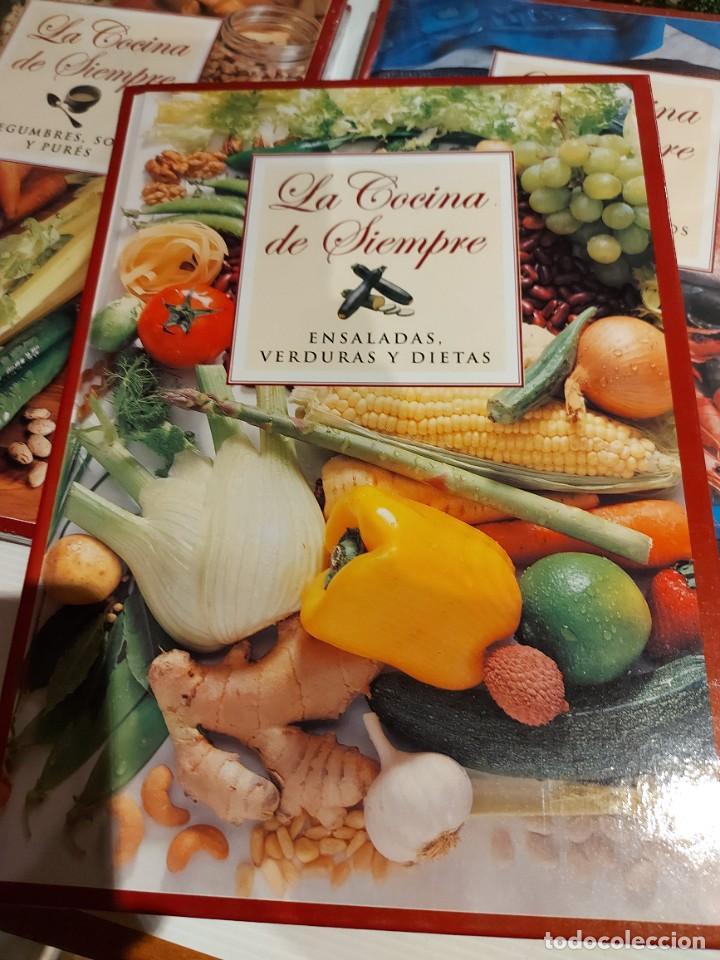 Libros: LA COCINA DE SIEMPRE / CLUB INTERNACIONAL DEL LIBRO-2010 / COMPLETA 7 TOMOS (6 PRECINTADOS) - Foto 2 - 228950770
