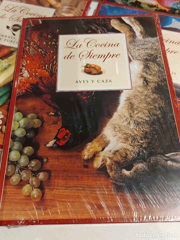 Libros: LA COCINA DE SIEMPRE / CLUB INTERNACIONAL DEL LIBRO-2010 / COMPLETA 7 TOMOS (6 PRECINTADOS) - Foto 3 - 228950770