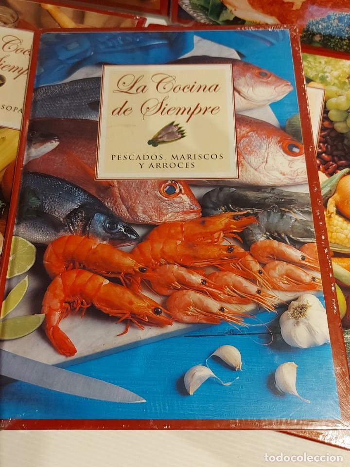 Libros: LA COCINA DE SIEMPRE / CLUB INTERNACIONAL DEL LIBRO-2010 / COMPLETA 7 TOMOS (6 PRECINTADOS) - Foto 4 - 228950770