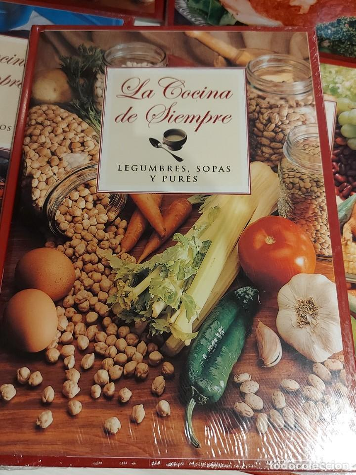 Libros: LA COCINA DE SIEMPRE / CLUB INTERNACIONAL DEL LIBRO-2010 / COMPLETA 7 TOMOS (6 PRECINTADOS) - Foto 5 - 228950770