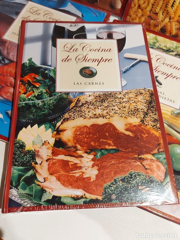 Libros: LA COCINA DE SIEMPRE / CLUB INTERNACIONAL DEL LIBRO-2010 / COMPLETA 7 TOMOS (6 PRECINTADOS) - Foto 7 - 228950770