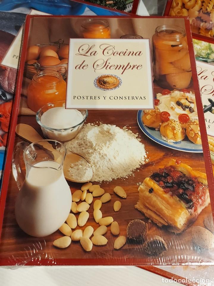 Libros: LA COCINA DE SIEMPRE / CLUB INTERNACIONAL DEL LIBRO-2010 / COMPLETA 7 TOMOS (6 PRECINTADOS) - Foto 8 - 228950770