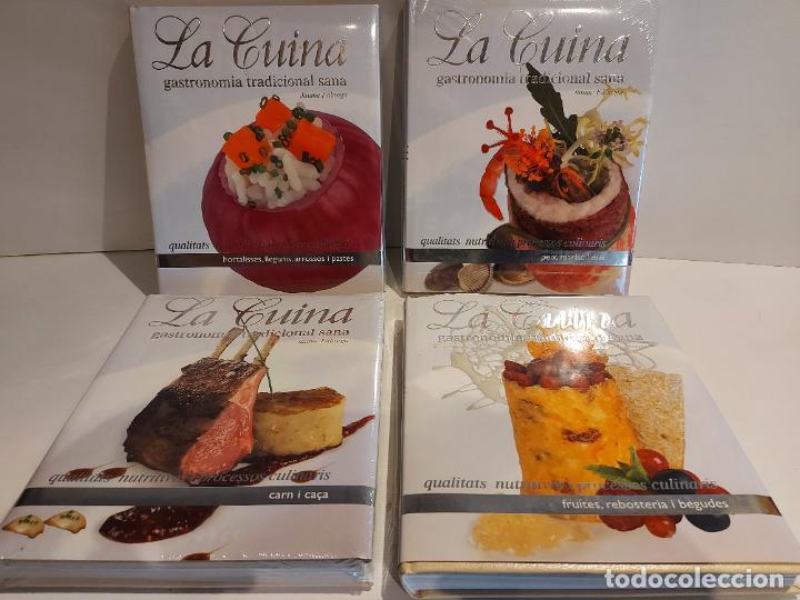 LA CUINA / GASTRONOMIA TRADICIONAL SANA / JAUME FÀBREGA / ED: MEDITERRÀNIA-2007 / LEER (Libros Nuevos - Ocio - Cocina y Gastronomía)