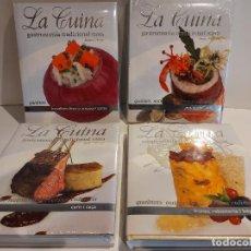 Libros: LA CUINA / GASTRONOMIA TRADICIONAL SANA / JAUME FÀBREGA / ED: MEDITERRÀNIA-2007 / LEER. Lote 228999320