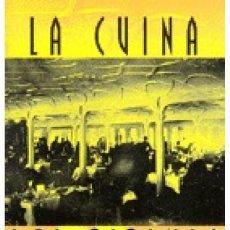 Libros: LA CUINA DEL TITANIC ALEJANDRO SICILIA DAVID ZURDO JUAN AGUSTIN RODRIGUEZ. Lote 232162470