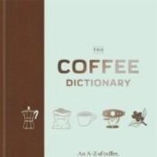 Libros: COFFEE DICTIONARY. Lote 235042075