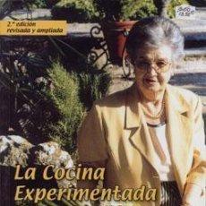 Libros: LA COCINA EXPERIMENTADA DE ROSARIO ROSARIO POVEDANO ALONSO. Lote 235151500