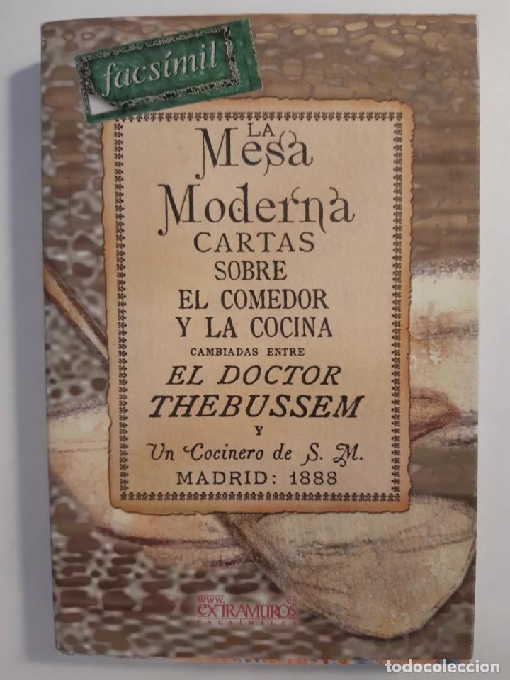 Libros: 16 libros facsímiles relativos a la GASTRONOMÍA. Cocina casera tradicional española Repostería - Foto 2 - 235537880