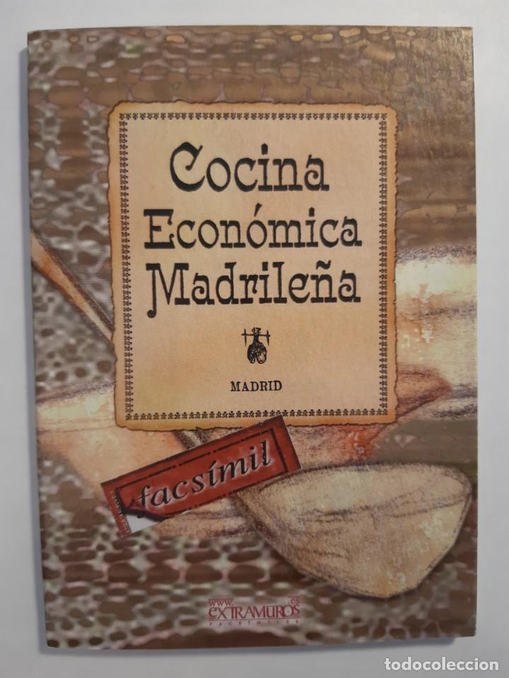 Libros: 16 libros facsímiles relativos a la GASTRONOMÍA. Cocina casera tradicional española Repostería - Foto 4 - 235537880