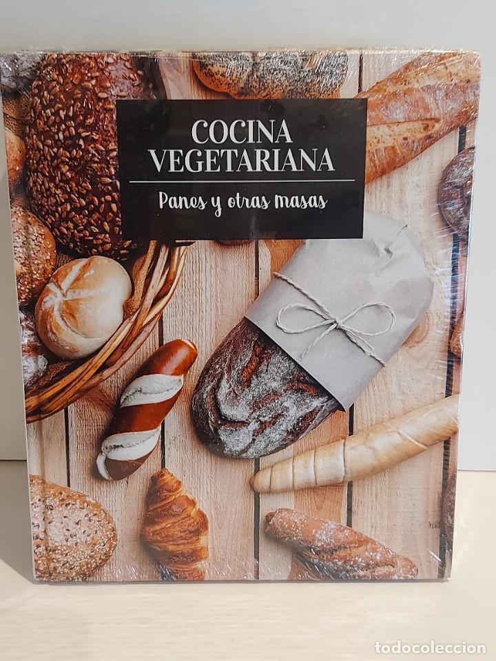 Libros: COCINA VEGETARIANA / NÚMEROS 10 AL 15 / TODOS PRECINTADOS / OCASIÓN !! - Foto 2 - 236506005